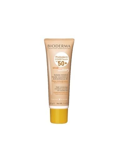 Bioderma Bioderma 40 Gr Photoderm Cover Touch Spf50 + ,Light Renksiz